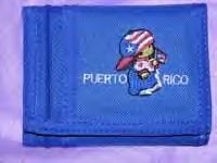 puerto rico boy wallet