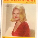So What's New Vintage Sheet Music 1966 Peggy Lee