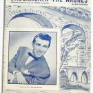 Underneath the Arches Vintage Sheet Music 1932 Alan Dale
