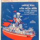 Poor Little Rhode Island Vintage Sheet Music 1944