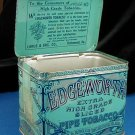 Edgeworth Pipe Tobacco Tin Vintage Advertising Tobacciana