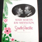 South Pacific 1950 Mary Martin Ray Middleton Original Theater Souvenir Program
