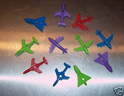 "25 2"" Airplanes bird toy parts parrots cages perches"
