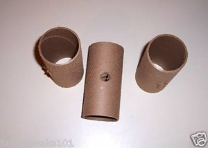 3 Large BUMPY TUBES bird toys for parrots cages parts