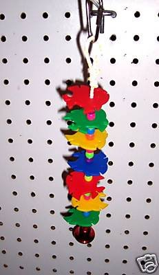 FISH FACE bird toy parrots cages perches cockatiels
