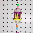 CAGE JINGLER bird toy parts parrots parakeet cockatiels