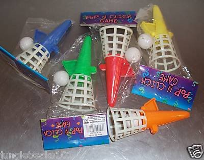 3 CLICK & CATCH toys kids party favors prizes game gift