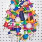 PARROT JUMBLE bird toy parts parrots cages perches