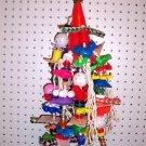CONE MANIA bird toys grays amazons parrots rope plastic