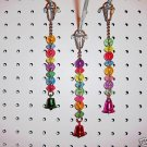 BEAD JINGLER Transparent bird toy parts parrots parkaeets cockatiel