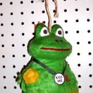 FROG PINATA bird toy parts rabbit chins treats conures