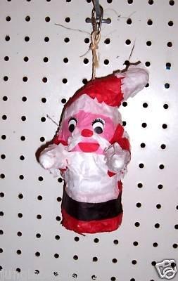 SANTA PINATA bird toy parts rabbit chins Christmas gift