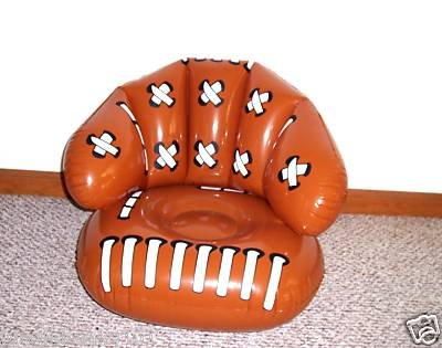BASEBALL INFLATE CHAIR toys gifts prizes kids parties