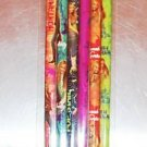 HANNAH MONTANA Pencils toys 4 kids prizes parties