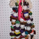 MANZAWIFFLE 2 bird toy parrots cages macaws cockatoos