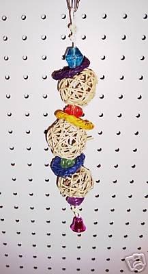 Munch & Crunch bird toy parts parrots cages perches