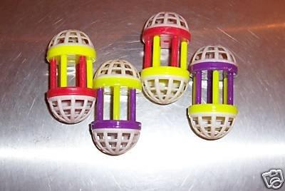 2 Lattice Cages bird toy parts parrots cages crafts