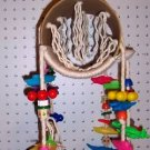 TUNNEL VISION bird toy parts crafts rabbits chins tiels