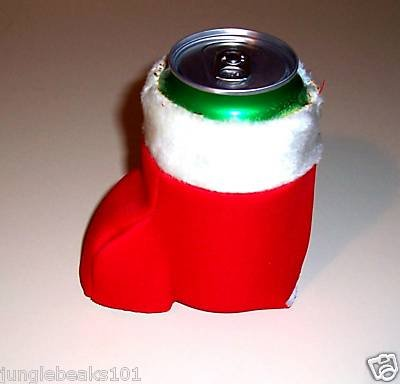 1 CHRISTAMS CAN or BOTTLE holders toys gifts prizes kids