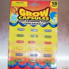 18 GROWING ANIMALS capsules toys for kids favors games gift parties