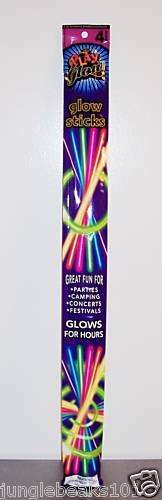 GLOW STICKS toys for kids favors games gifts parties