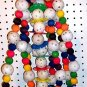 BEAD CAROUSEL bird toy parts parrots cages perches
