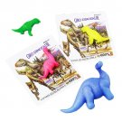 6 Growing Dinosaurs toys gift prizes kids loot bag game