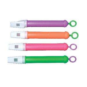 4 Medium SLIDE WHISTLES toys gifts prizes kids loot bag