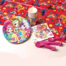 PARTY GIRLS party pack toys gifts prizes kids novelty
