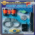 8 piece POLICE SET toys gifts prizes kids loot bag game