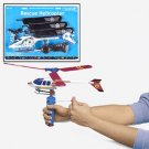 Police Rescue Helicopter toy gifts prize kids loot bag game present