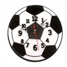 SOCCER BALL CLOCK toys gifts prizes kids bedroom sports