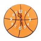 BASKETBALL CLOCK toys gifts prizes kids bedroom sports