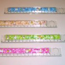 4 MAZE RULERS toys gifts prizes kids loot bags games