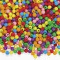 200 ROSE beads bird toy parts parrots cages crafts kids novelty