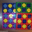 2 SMILEY TIC TAC TOE toys kids party favors prizes game