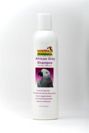 8 oz Afriacan Grey Shampoo bird toy parts parrots bathe