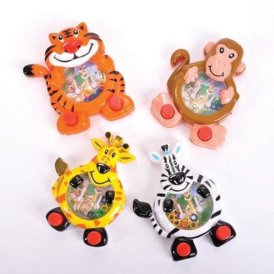 1 ZOO animal Water game  toys gifts prize kids loot bag