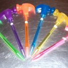1 FLASHING HAMMER PEN toys gifts prizes kids prizes novel