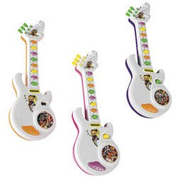 "9"" Musical GUITAR toys gifts prizes kids game"