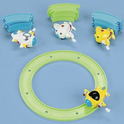 PLANE TRACK SET toys gifts prizes kids loot bags game