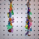 1 CHAIN REACTION bird toy parts parrots cockatiel keets