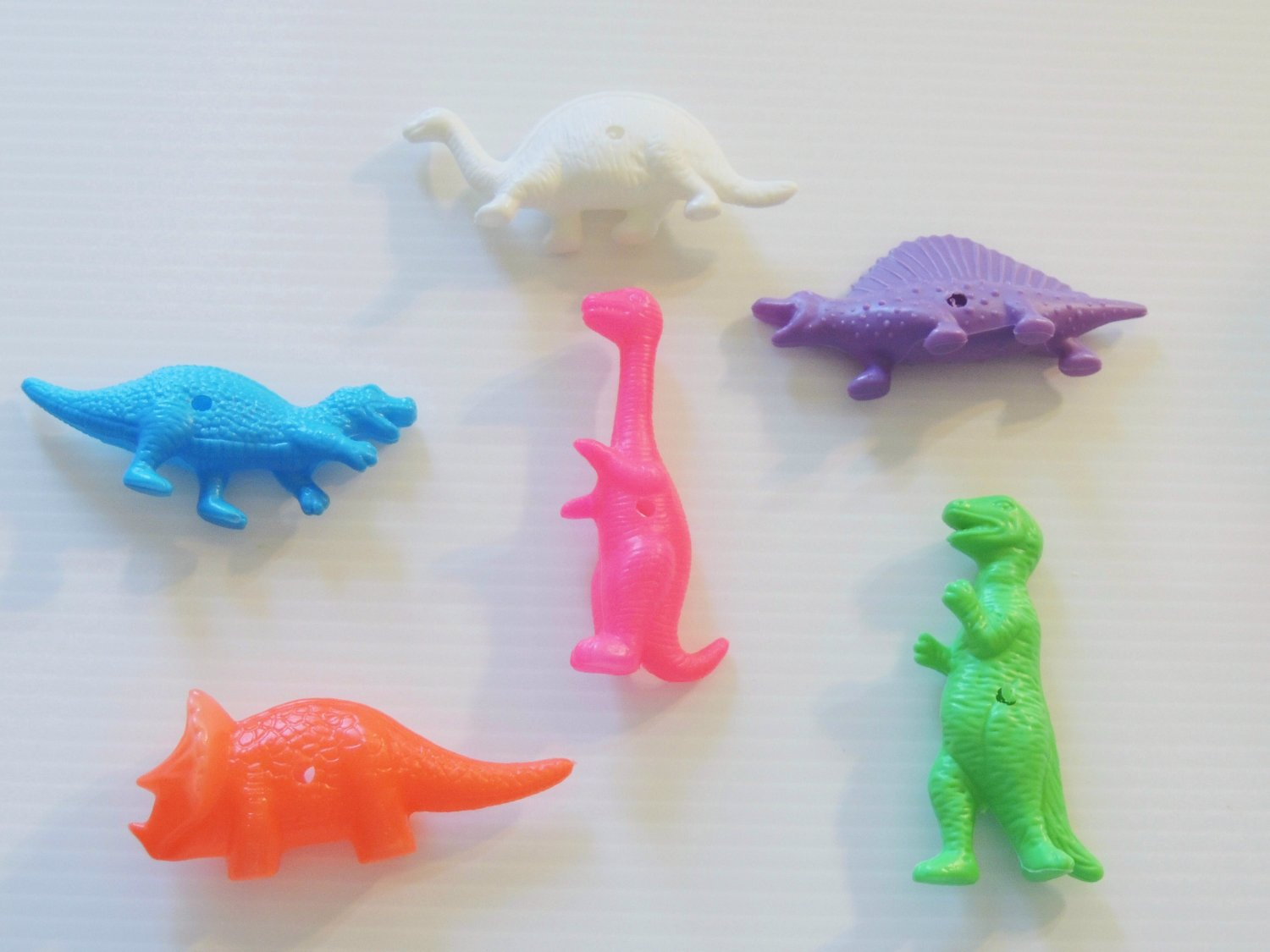 12 Prehistoric Creatures bird toy parts parrots cages