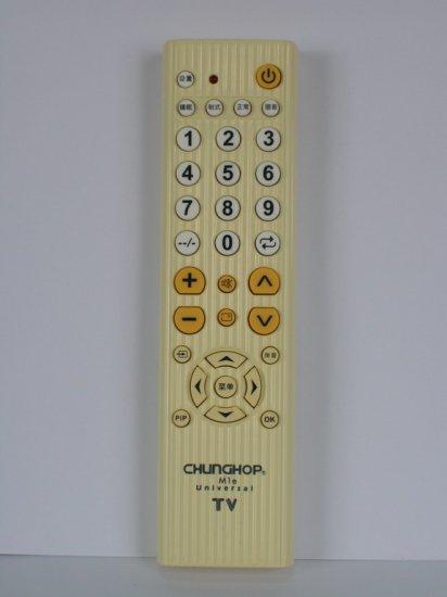 Universal TV remote control M1e