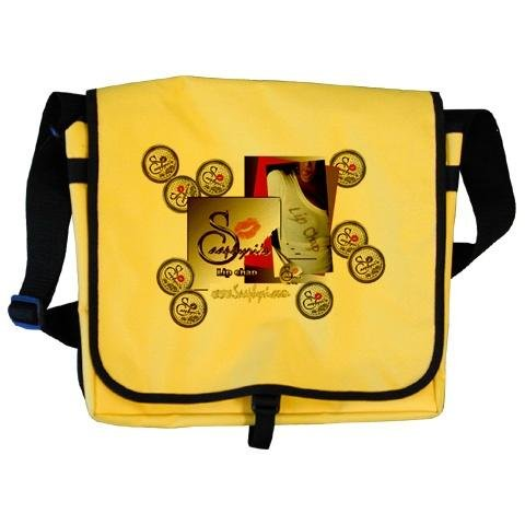 Deluxe Messenger Bag