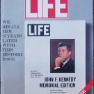 LIFE MAGAZINE Winter 1988 JOHN F. KENNEDY Memorial Edition