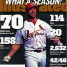MARK MCGWIRE - WHAT A SEASON! October 5, 1998 Sports Illustrated