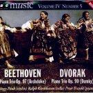 Beethoven Piano Trio Op. 97 (Archduke) Dvorak Piano Trio Op. 90 (Dumky) BBC Music Volume IV Number 5