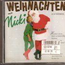 Weihnachten mit Nicki (Hrda) CD - German Christmas Music