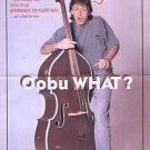 PAUL McCARTNEY CLUB SANDWICH Spring 1995 #73 – OOBU JOOBU Revealed & Explained - Photos- Beatles